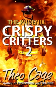 Crispy Critters Cover 22