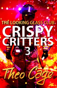 Crispy Critters Cover Part 3 Cover