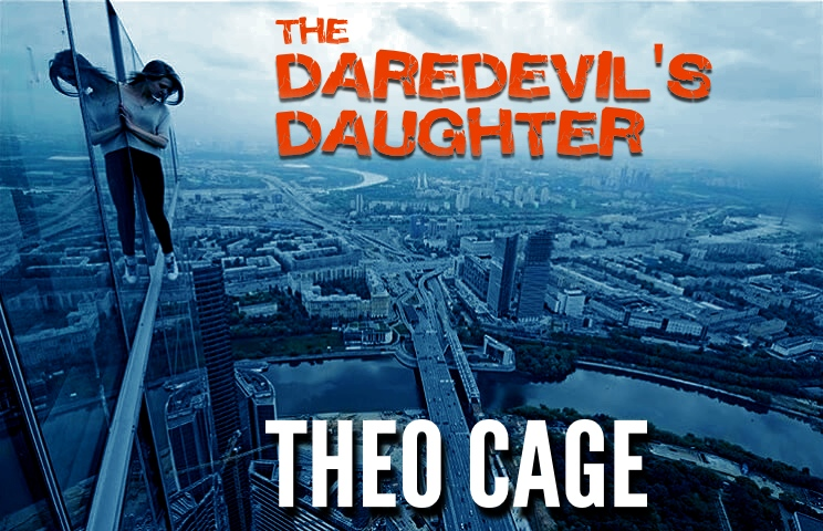 Daredevils Daughter Cover
